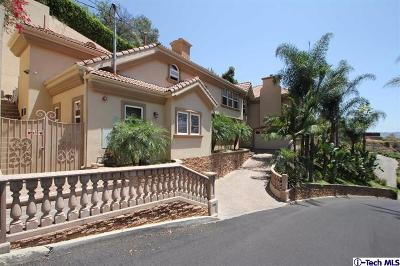 Burbank Single Family Home For Sale: 1280 Paseo Redondo