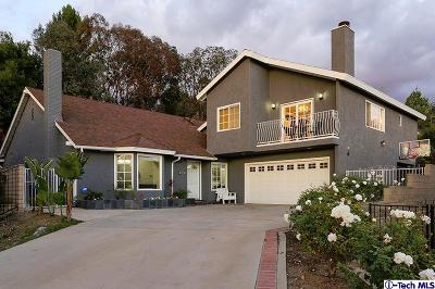 Burbank Single Family Home For Sale: 3216 North Frederic Street