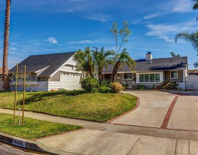 Northridge Single Family Home For Sale: 9452 Forbes Avenue