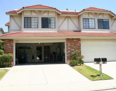 Northridge Single Family Home For Sale: 19539 Crystal Ridge Lane