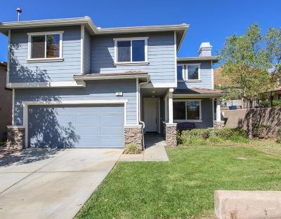 Sylmar Single Family Home For Sale: 12101 Van Nuys Boulevard #25