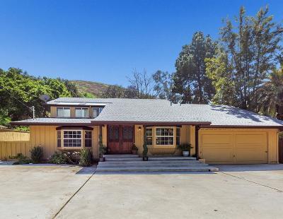 Sunland Single Family Home For Sale: 9800 Sunland Boulevard