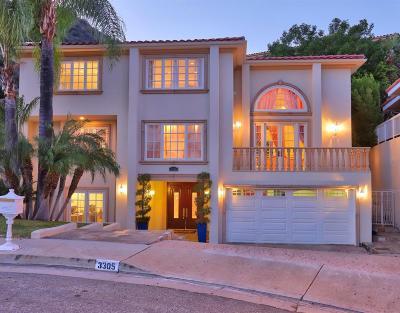 Glendale Single Family Home For Sale: 3305 Deer Creek Lane