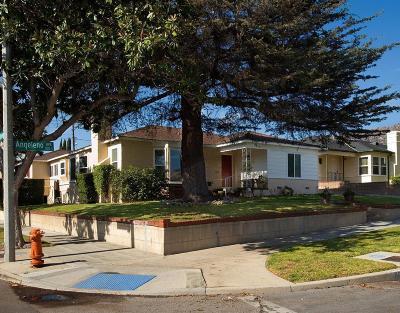 Burbank Single Family Home For Sale: 805 East Angeleno Avenue