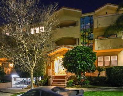 Burbank Condo/Townhouse For Sale: 555 East Santa Anita Avenue #301