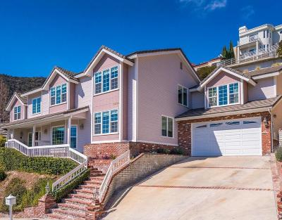 Glendale Single Family Home For Sale: 3289 Barnes Circle