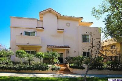 Burbank Condo/Townhouse For Sale: 572 East San Jose Avenue #101