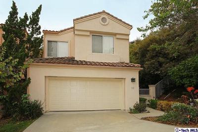 Glendale Single Family Home For Sale: 933 Calle La Primavera