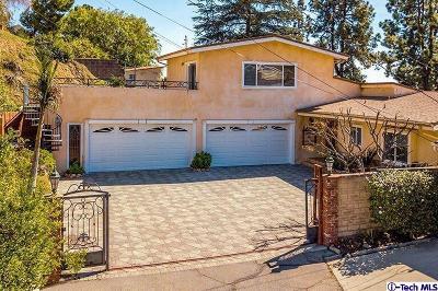 Glendale Single Family Home For Sale: 521 East Mountain Street