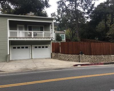 Bel Air Rental For Rent: 2086 North Beverly Glen Boulevard North