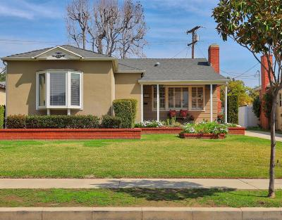 Glendale Single Family Home For Sale: 736 Dale Avenue