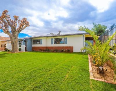 Palmdale Single Family Home For Sale: 1722 East Avenue Q13