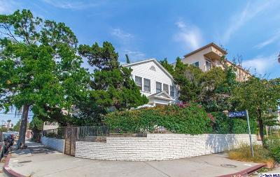 Los Angeles CA Single Family Home For Sale: $1,590,000