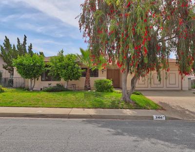 Glendale Single Family Home For Sale: 3166 Kirkham Drive