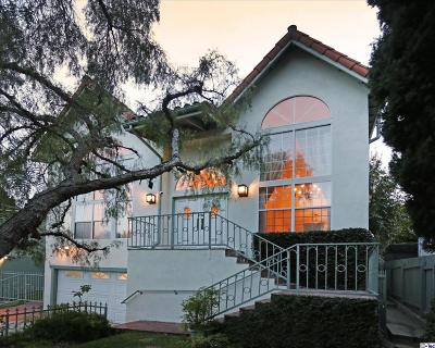 Los Angeles CA Single Family Home For Sale: $2,399,000