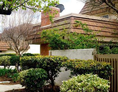 Chatsworth Condo/Townhouse For Sale: 10510 Larwin Avenue #7