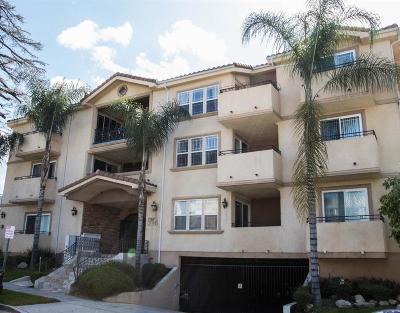 Burbank Condo/Townhouse For Sale: 650 East Palm Avenue #101