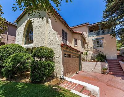 Glendale Single Family Home For Sale: 959 Rosemount Road