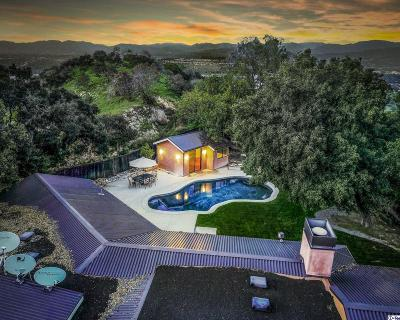 Beverly Hills Single Family Home For Sale: 13459 Mulholland Drive