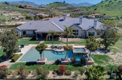 Sunland Single Family Home For Sale: 10805 West Stallion Ranch Road
