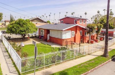 Los Angeles Single Family Home For Sale: 5302 Templeton Street
