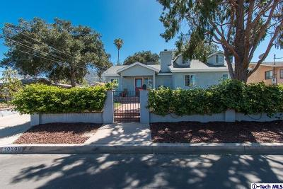 Sunland Single Family Home For Sale: 10608 Langmuir Avenue
