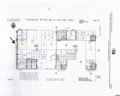 Adelanto Residential Lots & Land For Sale: 0457-072-03
