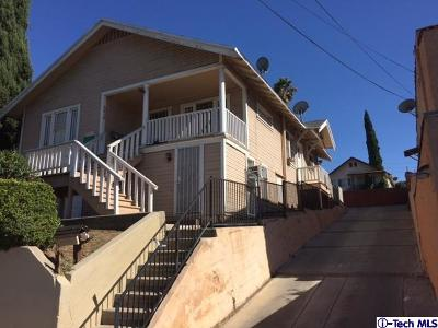 Los Angeles Single Family Home For Sale: 3016 Division Street