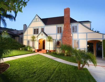 Glendale Single Family Home For Sale: 1518 North Columbus Avenue