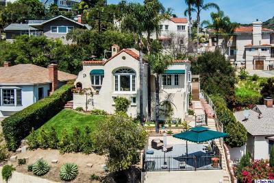 Glendale Single Family Home For Sale: 646 Corwin Avenue