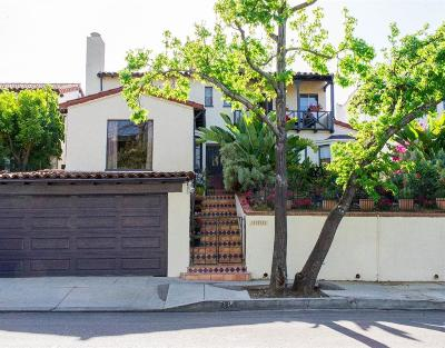 Los Angeles Single Family Home For Sale: 2311 St George Street