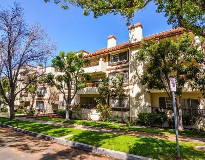 Burbank Condo/Townhouse For Sale: 609 East Palm Avenue #105