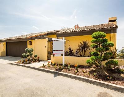 Los Angeles County Single Family Home For Sale: 856 Harrington Road