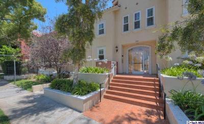 Burbank Condo/Townhouse For Sale: 300 East Providencia Avenue #212