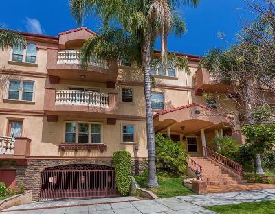 Burbank Condo/Townhouse For Sale: 465 East San Jose Avenue #202