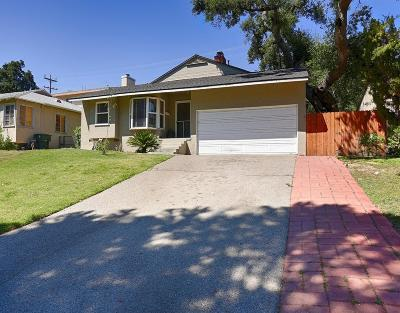 Glendale Single Family Home For Sale: 3323 Park Vista Drive