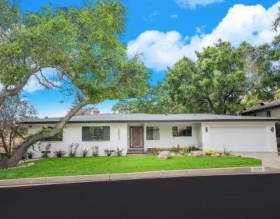 Pasadena Single Family Home For Sale: 2035 Fox Ridge Drive