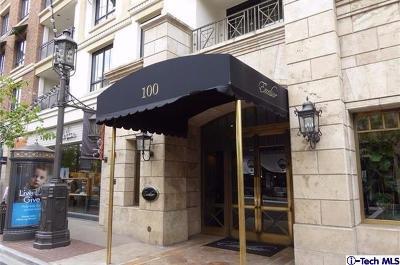 Glendale Condo/Townhouse For Sale: 560 Caruso Avenue