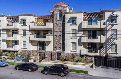 Studio City Condo/Townhouse For Sale: 12407 Moorpark Street #201