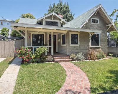 Pasadena Single Family Home For Sale: 983 Locust Street