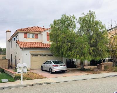 Valencia Single Family Home For Sale: 23953 Francisco Way
