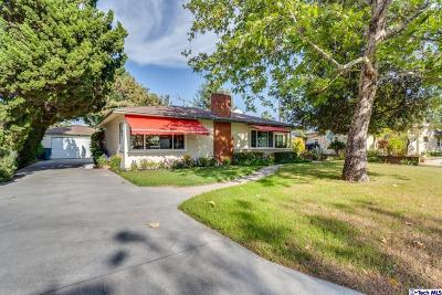 Arcadia Single Family Home For Sale: 1930 South 7th Place