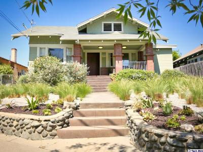 Los Angeles Single Family Home For Sale: 509 North Avenue 54