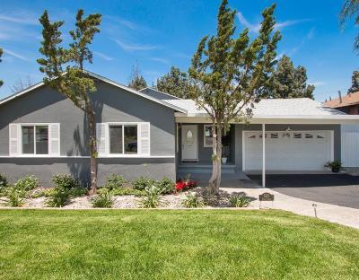 Sunland Single Family Home For Sale: 8229 Kyle Street