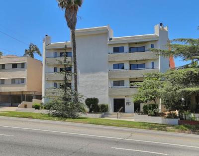 Los Feliz Condo/Townhouse For Sale: 3663 Los Feliz Boulevard #2