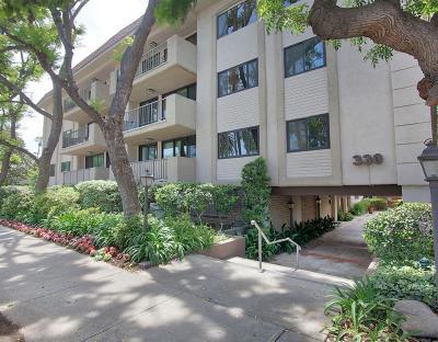 Pasadena Condo/Townhouse For Sale: 330 West California Boulevard #112