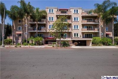 Condo/Townhouse For Sale: 4533 Vista Del Monte Avenue #102