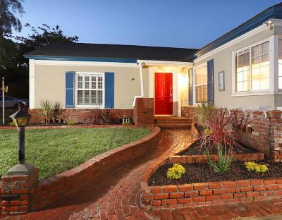 Los Angeles County Single Family Home For Sale: 1410 Norton Avenue