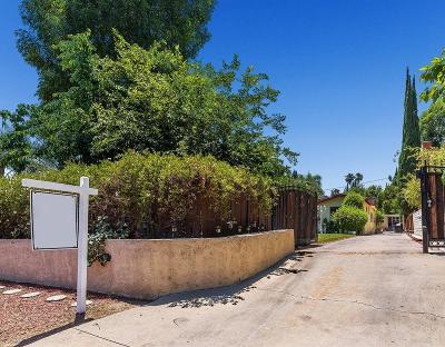 Single Family Home For Sale: 5025 Noble Avenue