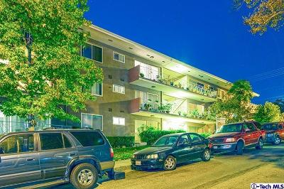 Glendale Condo/Townhouse For Sale: 1411 North Brand Boulevard #E